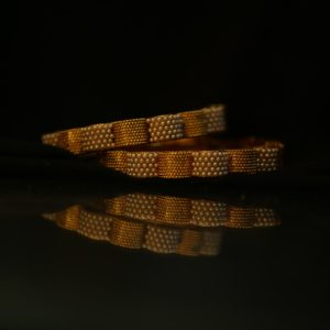 Pretty Gold Bangles / Chudi