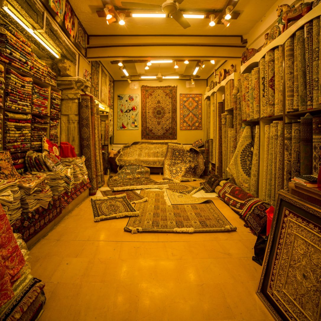 Rugs and Carpets in India